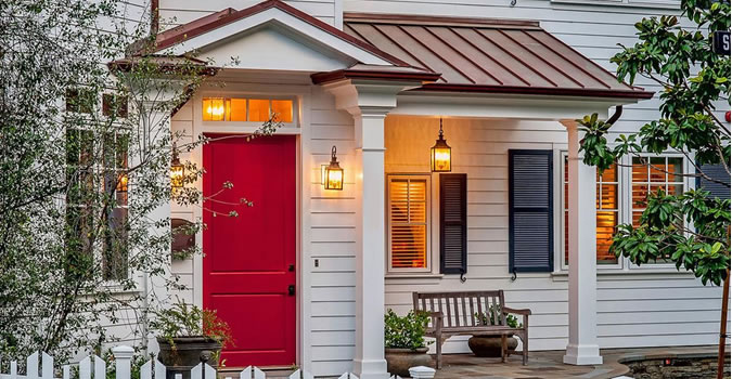 Exterior High Quality Painting Chandler Door painting in Chandler